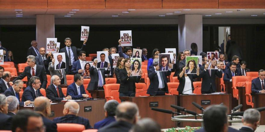 Cezaevindeki HDP'li vekil ve başkanlara ceza
