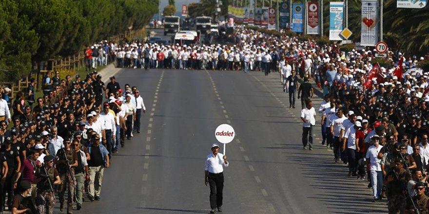 Adalet Yürüyüşü'ne saldırı planında 'yalnız kurt' taktiği
