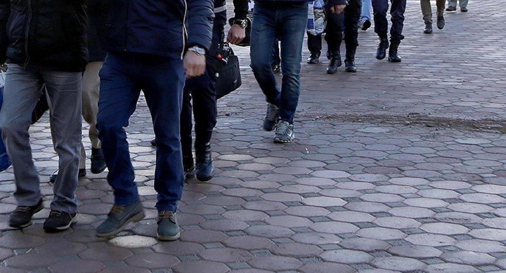 Gazi Üniversitesi çalışanlarına FETÖ operasyonu: 17 gözaltı