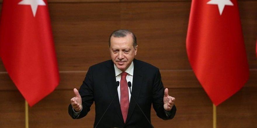 Erdoğan: Türk ve Türkiye ismini kullanamayacaksınız