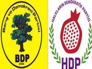 AB heyeti BDP ve HDP ile görüştü