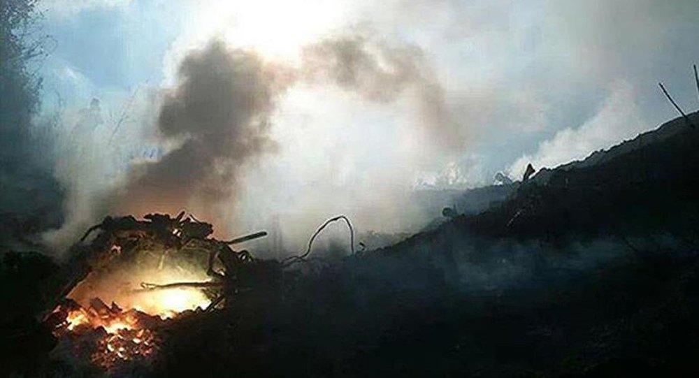 'İsrail, İran İHA'sı düşürdü, Suriye de İsrail F-16'sını vurdu'