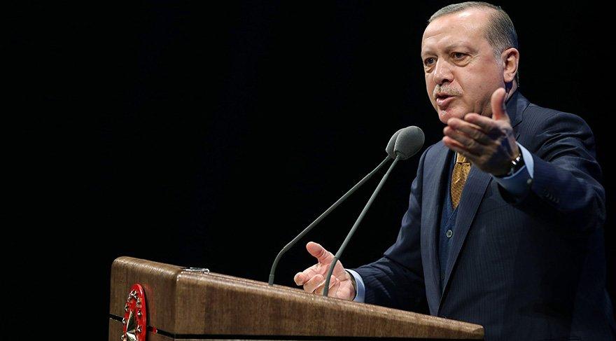 Erdoğan: Helikopterimiz düşürüldü