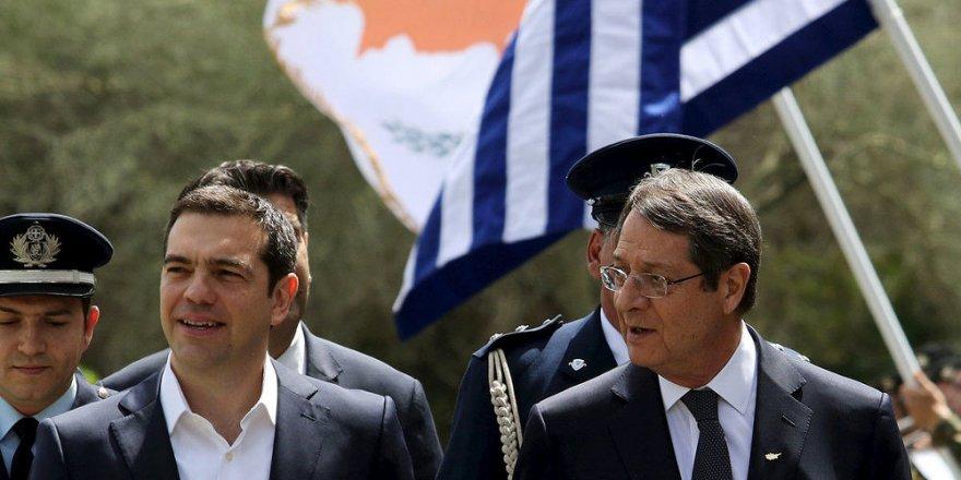 Atina: Türkiye, Kıbrıs'ın egemenlik haklarını ihlal ediyor