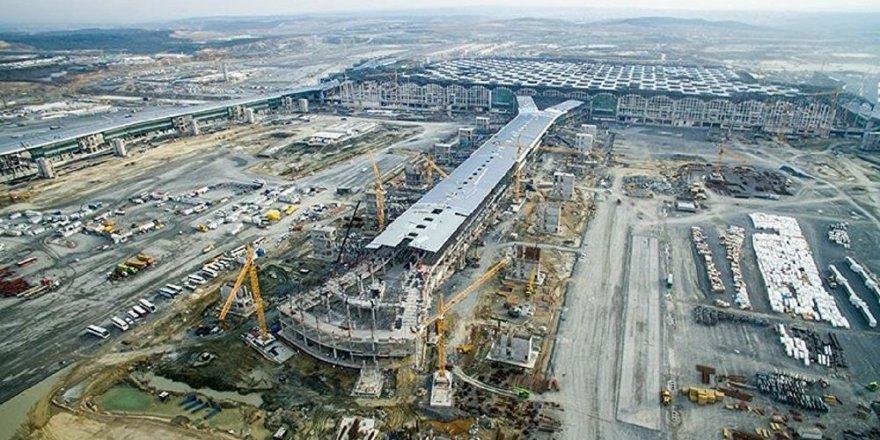 '3. havalimanında 400 işçi hayatını kaybetti' iddiası