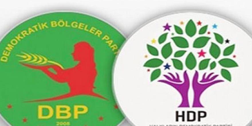 HDP ve DBP'nin Malatya il Eş Başkanları'na gözaltı