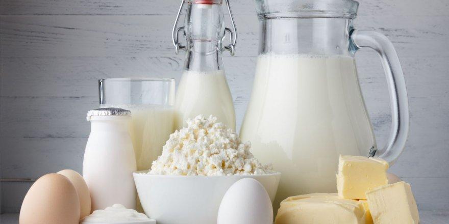 Süt ve süt ürünleri üretimi istatistikleri açıklandı