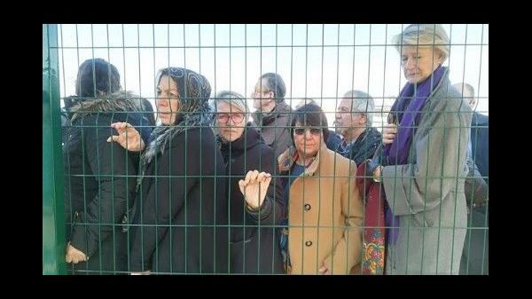 Demirtaş'ın duruşmasına katılmak isteyen Leyla Halid'e engel...