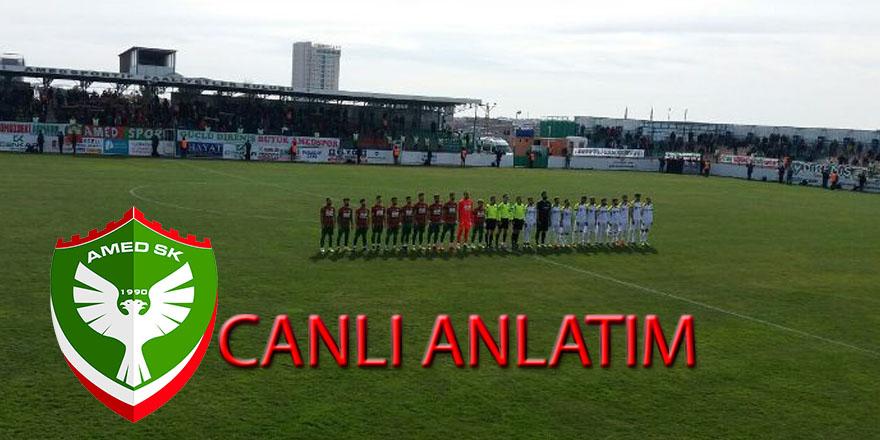 CANLI... Amedspor- Menemen Belediyespor