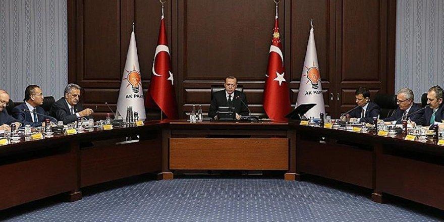 Erdoğan'dan KHK yorumu: 'Biz doğru olanı yapıyoruz. Hayat risktir'
