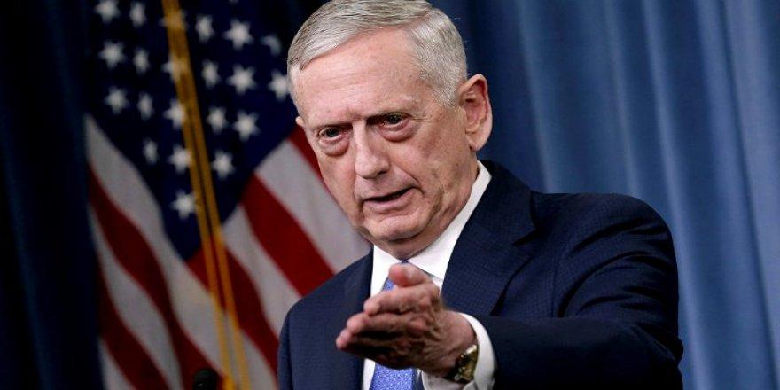 Pentagon 'YPG değil IŞİD' dedi