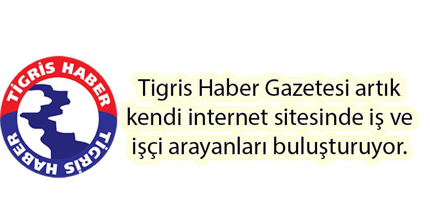 Tigris Haber Gazetesi'nden yeni hizmet