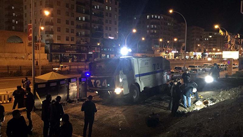 Polis noktasına EYP'li saldırıya 3 gözaltı