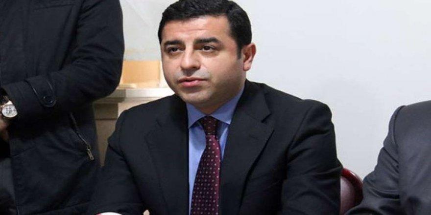 Demirtaş'ın tutuklu halinin devamına karar verildi
