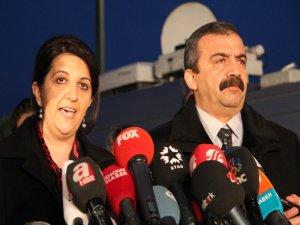 BDP ve HDP heyetinin yarın İmralı'ya gitmesi bekleniyor