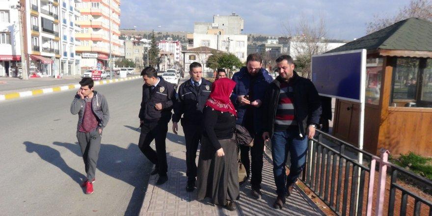 4 bin lira başlık parasıyla kaçarken yakalandı