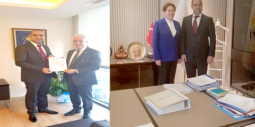 İYİ Parti'nin Diyarbakır İl başkanı belli oldu