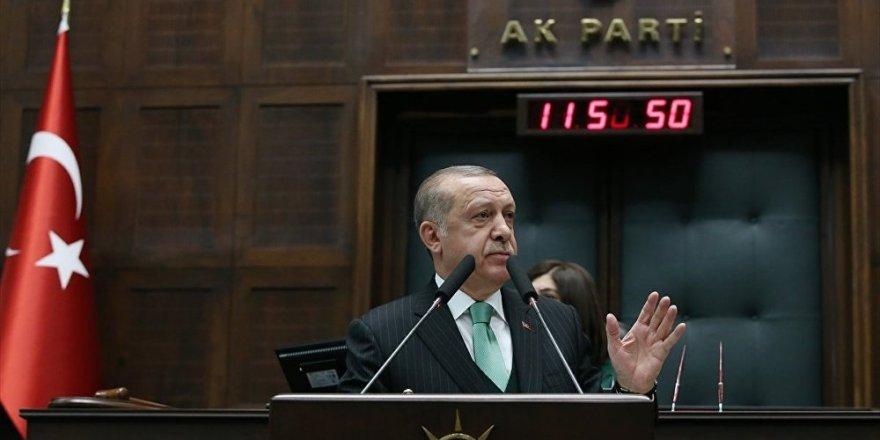 Erdoğan: Çocuk istismarlarına sessiz kalamayız