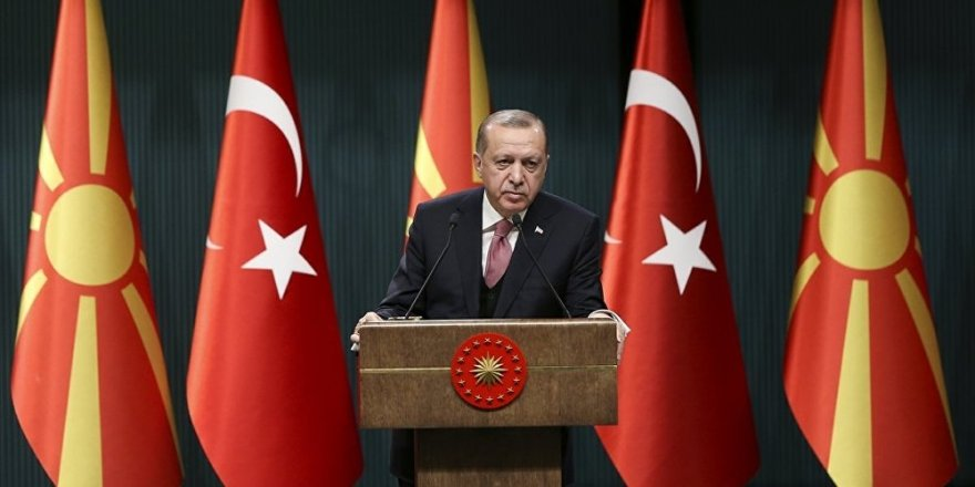 Erdoğan: O dosya şimdilik kapandı