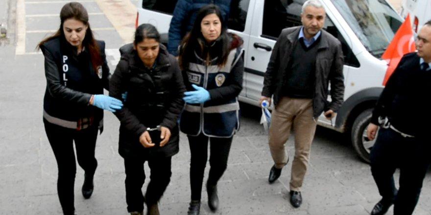 HDP eski ilçe Eş Başkanı tutuklandı