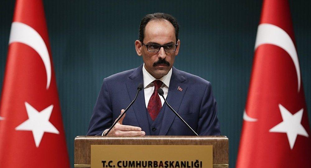 Kalın: Ankara ile Şam arasında istihbari temas olabilir