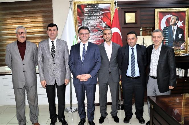 DİYMED'ten Balcı'ya ziyaret