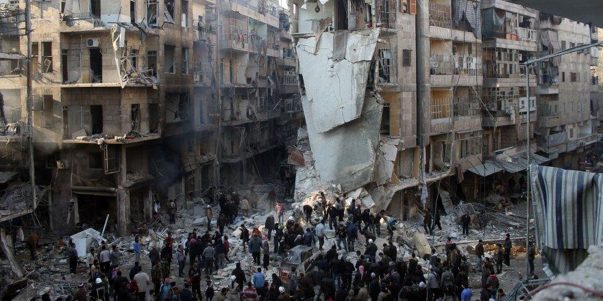 Halep'te Kürt bölgesine hükümet güçleri girdi iddiası