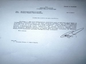 Tutuklu BDP'li Belediye Başkanı Budak'a görevi iade edildi