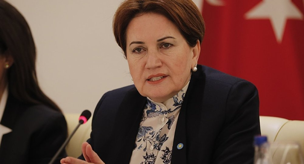 Akşener: Erdoğan, savaşla müdahale farkını bilmiyor