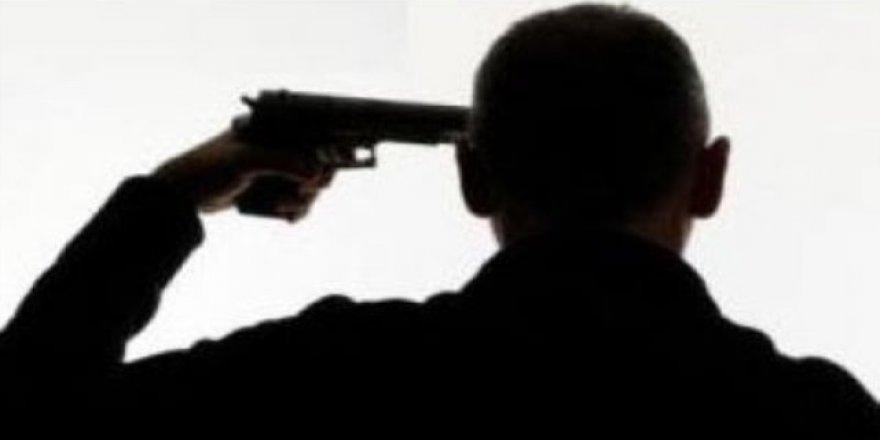 Evinin bahçesinde, tabanca ile yaşamına son verdi
