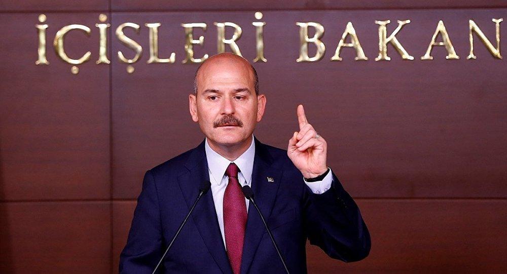 'Soylu, İçişleri Bakanlığı'ndan istifa edecek' iddiası