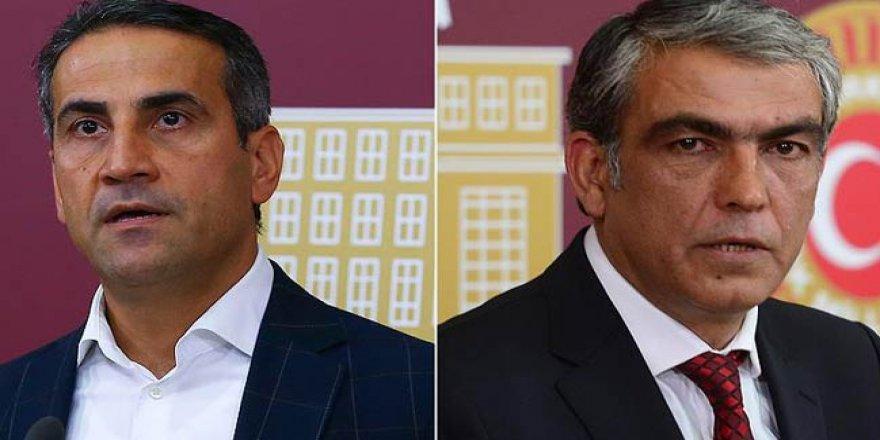 HDP'de iki kişinin daha vekilliği düştü