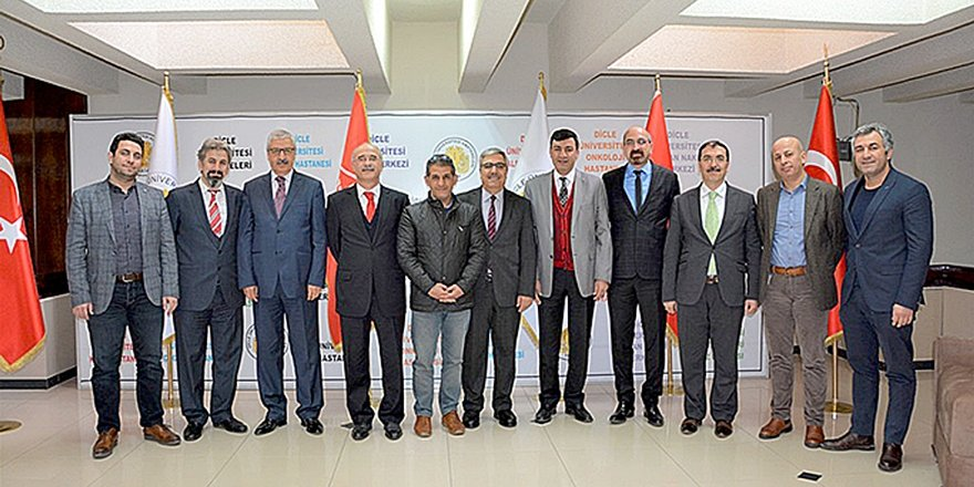 DİYMED'ten Kadiroğlu'na ziyaret