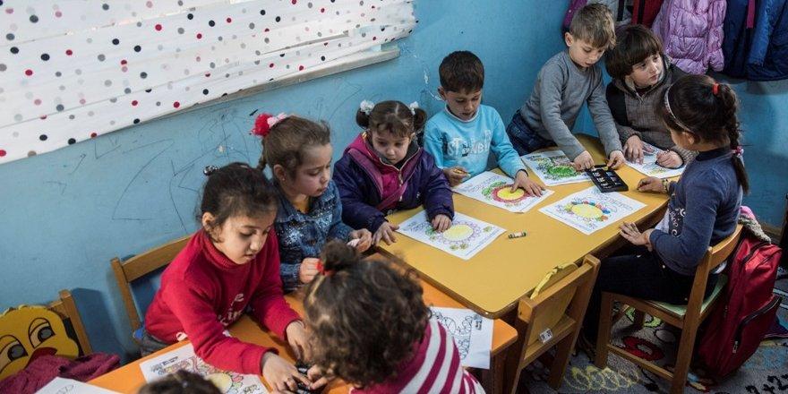 Suriyeli öksüz çocuklara yetimhane