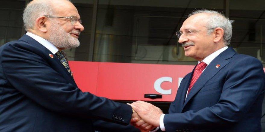 Karamollaoğlu: CHP ve AK Parti ile temasımız olacak