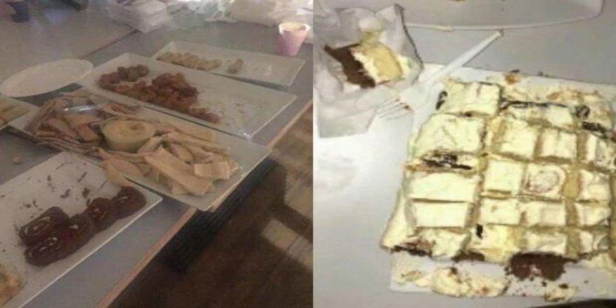 Gelinlerin bisküvi isyanı