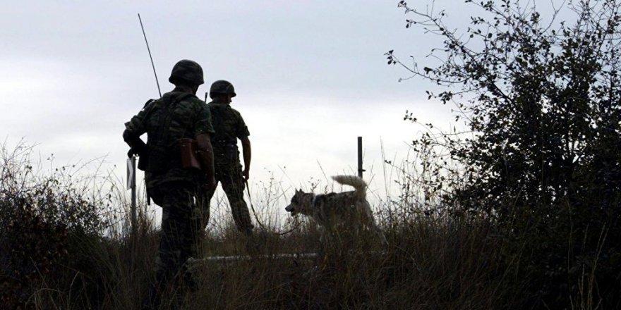 Türkiye sınırını geçen 2 Yunan askeri gözaltına alındı