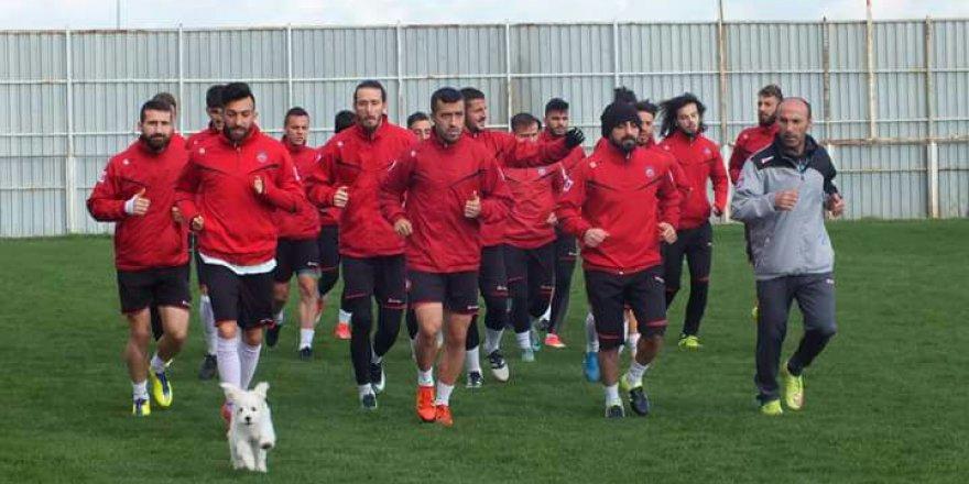 Erciyesspor maça çıkıyor