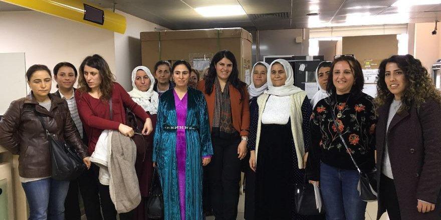 Dilek Öcalan, kadın tutuklulara kartpostal gönderdi
