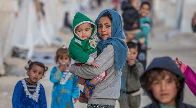 12 sığınmacı çocuk intihar etti