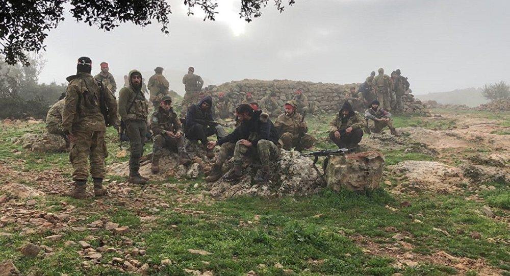 AA: Raco belde merkezi alındı, çatışmalar sürüyor