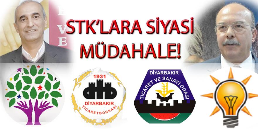 STK'lara siyasi müdahale!