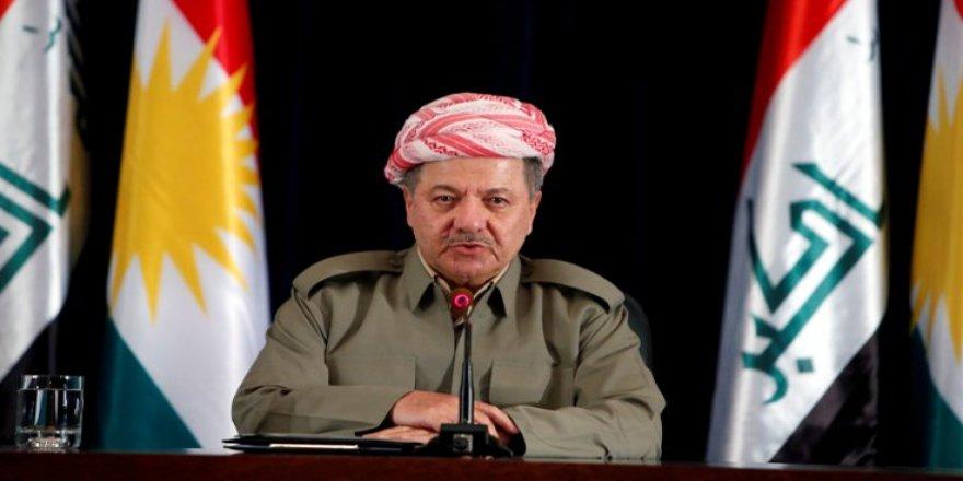 Barzani: Bağdat'a karşı birleşme vakti
