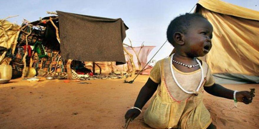 Sudan'da ishal salgını: 20 ölü