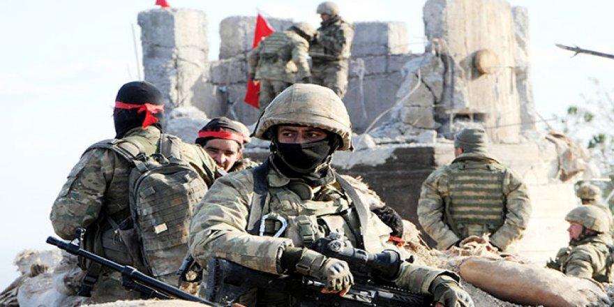 DHA: Afrin'e 15 kilometre kaldı
