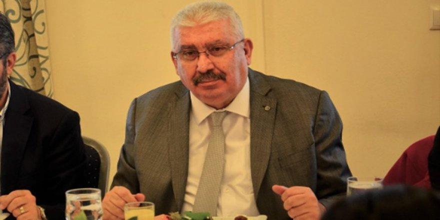 MHP: BBP ve Saadet, AK Parti listesinden katılabilir