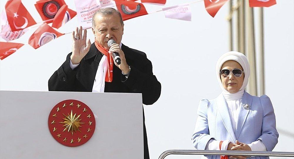 Erdoğan: Kadına ve çocuğa saldırı insanlık suçudur