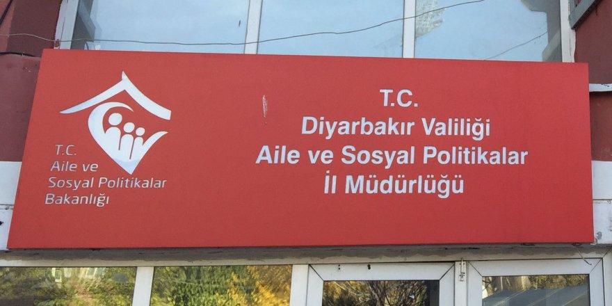 Aile ve Sosyal Politikalar İl Müdürlüğü binasına saldırı