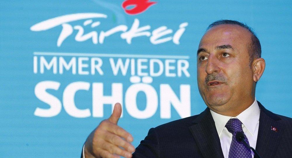 Çavuşoğlu, Almanya'dan seyahat uyarısını gözden geçirmesini istedi