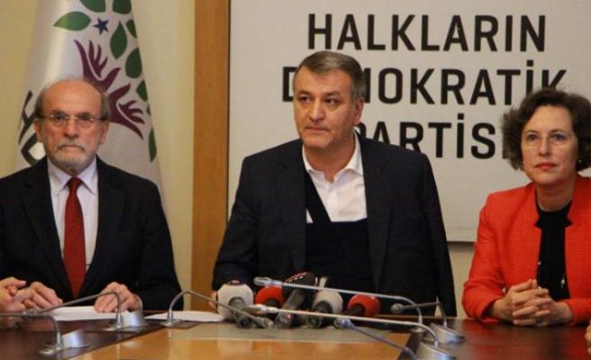 HDP'li Toğrul: Yaşanan söze karşı linç girişimiydi